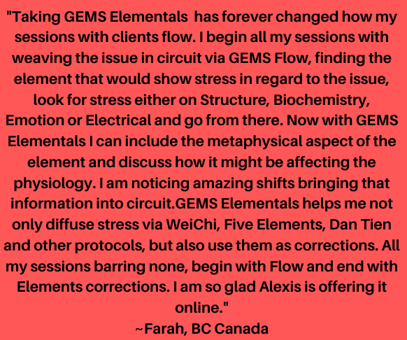 gems testimonals